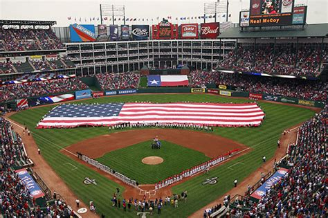 Top 10 All-Time Moments at Rangers Ballpark in Arlington ...