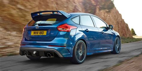 ford focus zubehör 2016 ford focus rs pricing and specifications photos 1