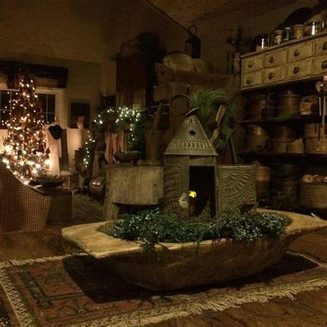 Best Images About Olde Thyme Primitive Christmas