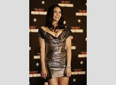 Paula Patton Silver Mini Dress Photoshoot sodirmumtaz