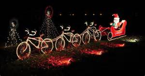 Large Christmas Decorations Commercial Uk by Merry Christmas From Cycling Geelong Cycling Geelong