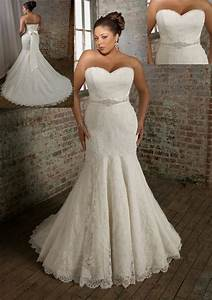 plus size wedding dresses mermaid style With plus size wedding dresses mermaid style