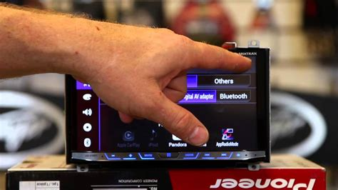 How To Use Waze On A Pioneer's Avh 4100nex Multi Media