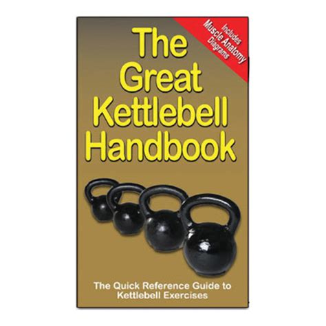 kettlebell handbook exercises books dvds charts posters elivatefitness