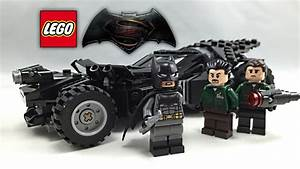 Lego Batman Batmobile : lego batman v superman batmobile set review 76045 youtube ~ Nature-et-papiers.com Idées de Décoration