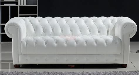 chesterfield canapé photos canapé chesterfield cuir blanc