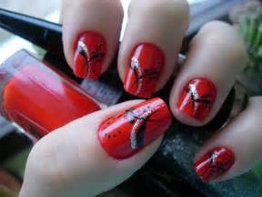 Red nails beautiful nail art ideas everything about fashion