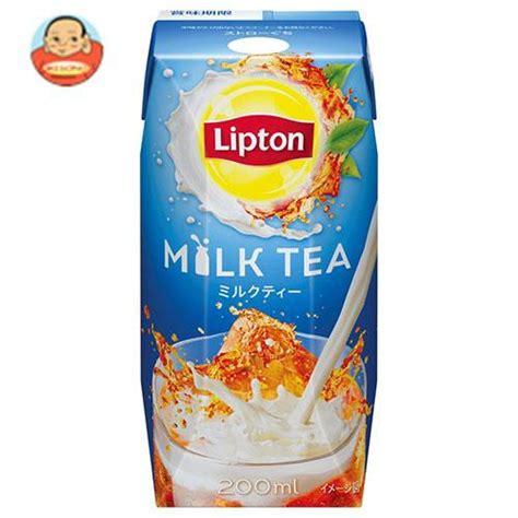 リプトン ミルク ティー