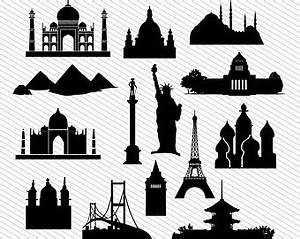 Famous Buildings Clipart (39+)
