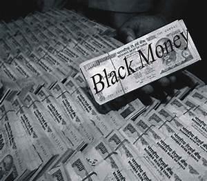 black money essay in english