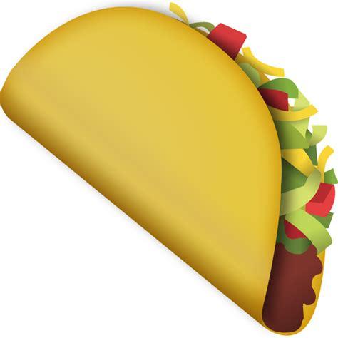Service De Cuisine - taco emoji icon emoji island