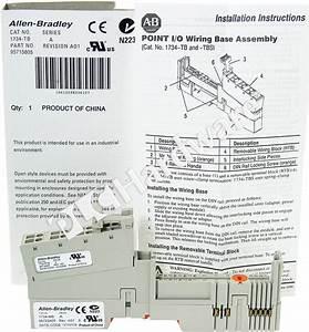 Plc Hardware  Allen O Module Base