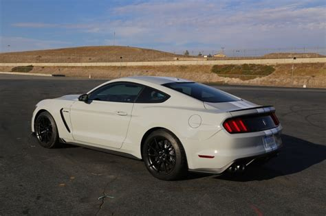 2016 Ford Mustang Shelby Gt350r First Drive Video