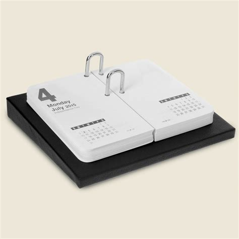 Office Desk Calendar by Book Style Leather Desk Calendar Luxury Wrapped