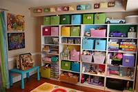 kids storage solutions Pink and Green Mama: * Kid-Friendly Spaces and Toy Storage ...