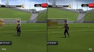 FIFA 14 PS4 VS PS3 Real Machine Screen Video Fifa-Coin.COM ...