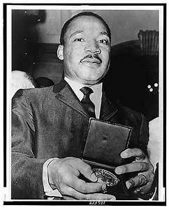 MLK Nobel Peace Prize 1964 | Black Diamondz - Pioneers ...