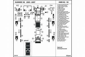 Dl Auto U00ae Hummer H2 2003