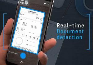 pdf scanner document scanner ocr free android apps on With google docs scanner app