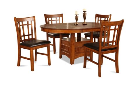 mission park dining table   chairs dock