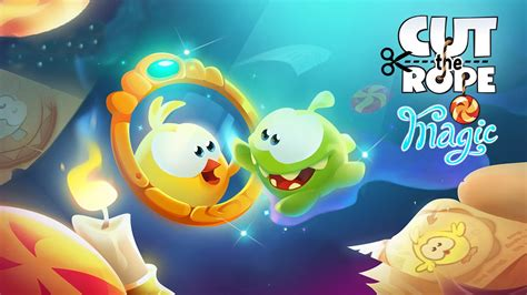 download cut the rope magic gameplay ios android free