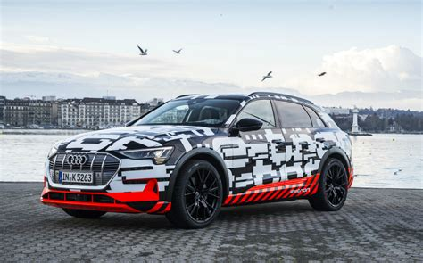 Audi Etron Electric Suv On Sale Now