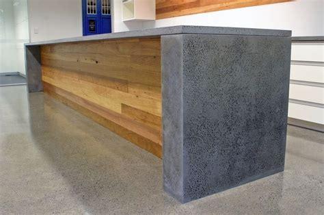 pop concrete polished concrete benchtops vanities