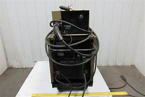 Hobart Fabstar 4030 Mig Welder Package W  2210 Wire Feeder