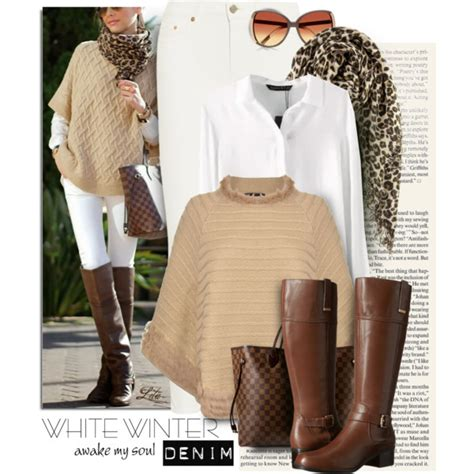 Women Over Look Pretty Chic Winter Casual Outfits