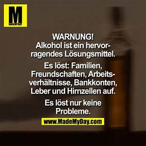 Alkohol Aus Der Apotheke Gegen Schimmel : warnung alkohol ist ein made my day ~ Markanthonyermac.com Haus und Dekorationen