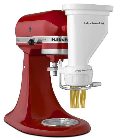 kitchenaid pasta press extruder gadget flow
