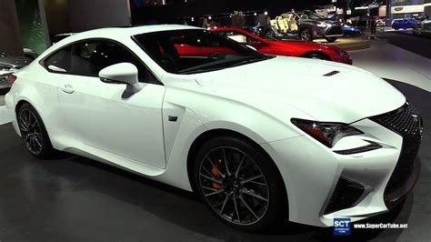 lexus rc  exterior  interior walkaround