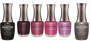 Artistic Nail Design launches Colour Revolution