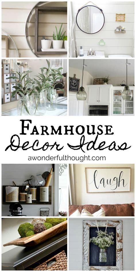 farmhouse decor ideas mm   wonderful thought