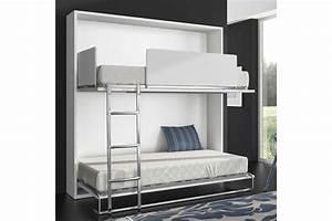 Armoire Lit Superpose Maison Design