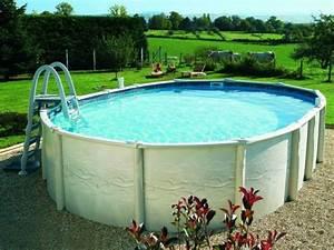 Piscine Hors Sol Resine : piscines l 39 option hors sol ~ Melissatoandfro.com Idées de Décoration
