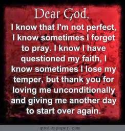 Good Night God Prayer