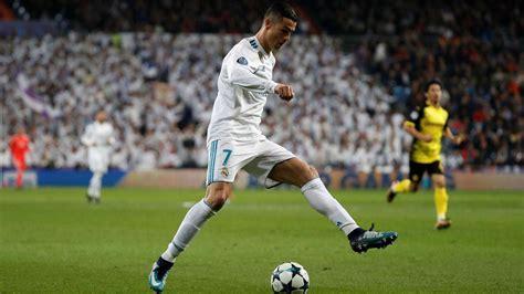 Cristiano Ronaldo sets Champions League record as Real ...