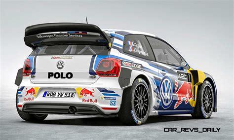 volkswagen polo  wrc  packing hp  monte carlo season opener car revs dailycom