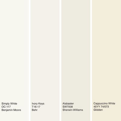 off white interior paint colors sherwin williams