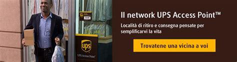 Sedi Ups Italia by Ups Access Point Raggiunge Le 2000 Sedi Italiane Logistica