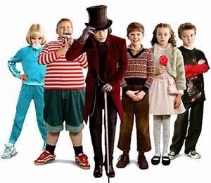 Characters - Charlie and the Chocolate Factory Wiki