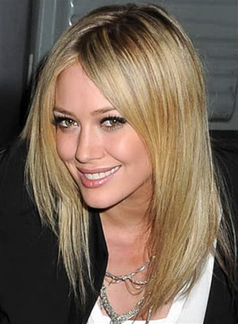medium long hairstyles for women