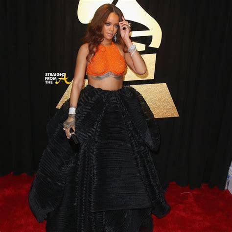 Rihanna Red Carpet 11