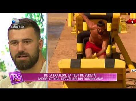ANDREI STOICA VS DONEGI ABENA - YouTube
