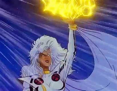 Storm Animated Gifs Windy Xmen Wind Marvel