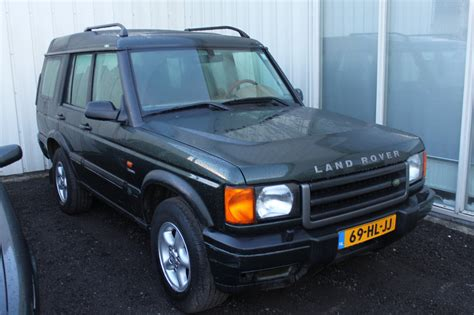 occasion land rover discovery    suv lpg