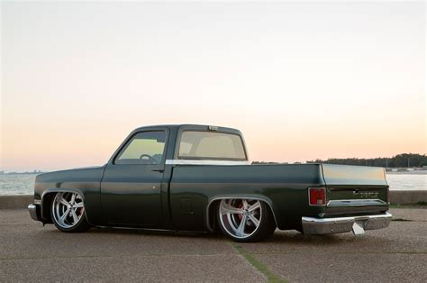 This 1984 Chevy C10 Is A Piece Of Cake Photo & Image Gallery