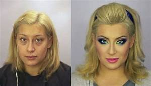 Makeup Makeovers  Before And After  12 Pics