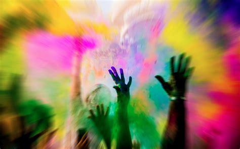 of colors wallpaper holi festival of colors indian festivals hd
